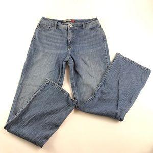 Wrangler Straight Leg Jean
